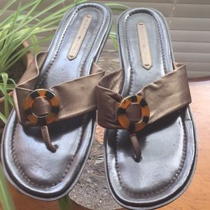 Bandolino brown Sandals (8M)